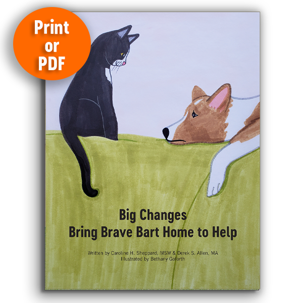 Big Changes Bring Brave Bart Home to Help